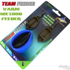 Team Feeder Varior Method Feeder Set Large