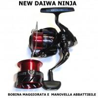 Mulineta Daiwa Ninja 4012a