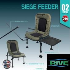 Rive Siege Feeder Vert With Accesoires D36
