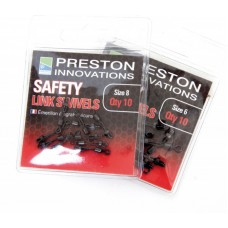 Preston Safety Link Swivels