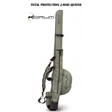 Korum TOTAL PROTECTION 2-ROD QUIVER