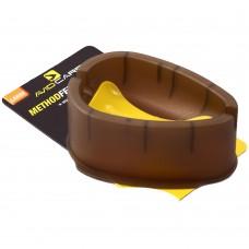 Method Mould Avid Carp Flat Bed Feeder- Large