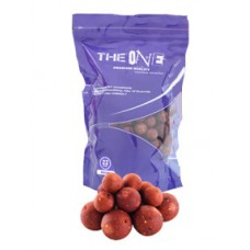 Boilies Solubil The One Purple Crab & Squid Octopus & Cranberry