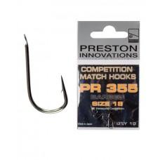 PRESTON COMPETITION MATCH HOOKS PR 355