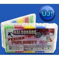 Haldorado  Feeder Pufi szett