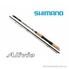 Shimano ALIVIO CX MEDIUM FEEDER 12'0'' 3.60m 100g 3+2Tip