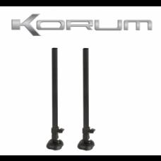 Picioare telescopice pentru scaunele Korum Accessory Chair.2buc