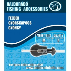 Haldorado  quick change beads