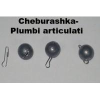 Cheburashka- Plumbi articulat