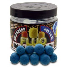 Haldorado Pellete Fluo Pop-Up  Fuziunea Albastra