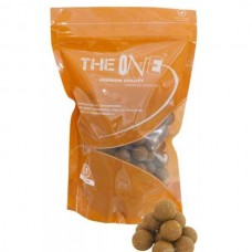 Boilies Solubil The One Gold Scopex & Caramel 1kg