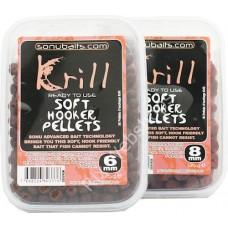 Sonubaits Krill Soft Hooker Pellets 8mm