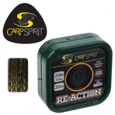 Fir textil Carp Spirit Re-Action Braid /20m Camo Green