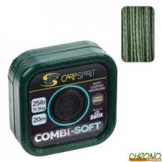 Fir textil Carp Spirit Combi Soft /20m Camo Green