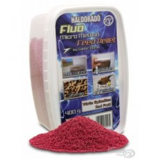 Haldorado Fluo Micro Method Feed Pellet Red Fruit