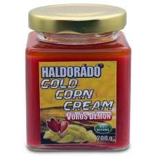Haldorado Gold Corn Cream  Demon Rosu  NEW 2016