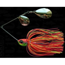 Bertilure Spinnerbait Gigant Big&Strong Orange-Rosu-Chartreuse