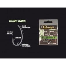 Gamakatsu G-Carp Hump Back new