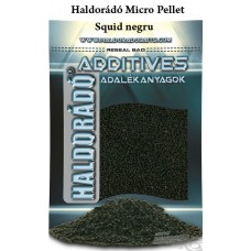 Micro Pellet Squid negru