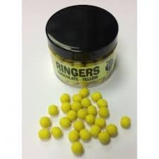 RINGERS CHOCOLATE ORANGE WAFTERS 10MM YELLOW