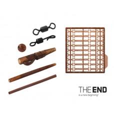 Set accesorii crap THE END / 10