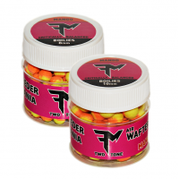 FEEDERMANIA AIR WAFTERS MANGO TWO TONE 8MM