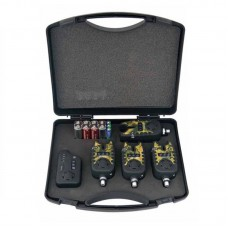 Set 4 avertizoare wireless Baracuda TLI 22 + receptor
