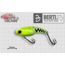 Cicada Berti  Heavy Blade nr1 Yellow Tiger