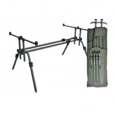 Rod Pod Carp Zoom Double Bar, 3 Posturi