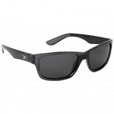 Ochelari De Soare Matrix Wraps casual  Black/grey
