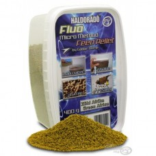 Haldorado Fluo Micro Method Feed Pellet Green Africa