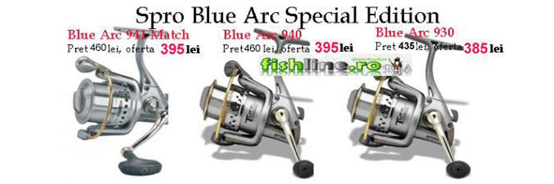 spro blue arc