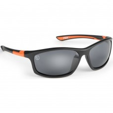 Ochelari Polarizati Fox Avius Wraps Black & Orange Frame/Grey Lens