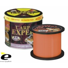 Fir Carp Expert UV Fluo- Orange 1000m 025,030  30114-8  Fir fluo