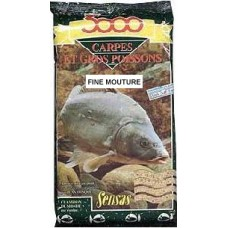Sensas 3000 Carpe Fine Mouture 1kg