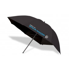 Space Maker Flat Back Brolly