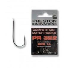 PRESTON COMPETITION MATCH HOOKS PR 322