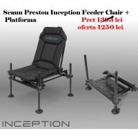 Scaun Preston Inception Feeder Chair + Platforma