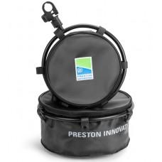 Bac de Nada Pliabil Preston Offbox 36 EVA Groundbait Bowl & Hoop, Large