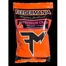 FeederMania Premium Crab  Pellet 4 mm