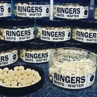 Ringers Mini Wafters –White Mini 4,5mm