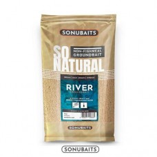 Sonubaits So Natural River 1kg