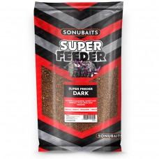 Groundbait Sonubaits Super Feeder Dark 2kg