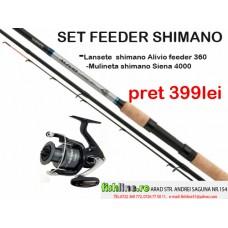 Set Feeder Shimano