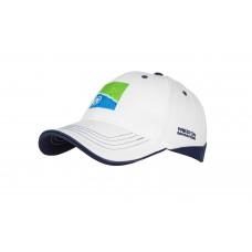 New  Preston White Cap